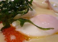Αυγά ποσέ με σολομό και μπρικ