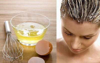 Μάσκα μαλλιών: Αυγό και μπύρα για λαμπερά μαλλιά!